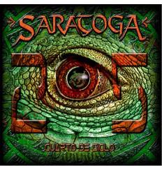 Vinilo LP Saratoga - Cuarto de siglo
