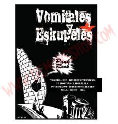 Fanzine Vomítales y Eskúpeles