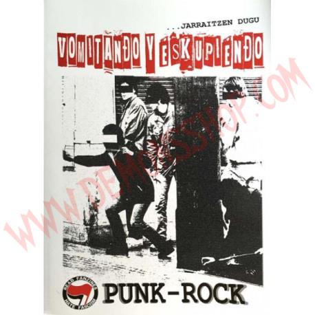 Fanzine JARRAITZEN DUGU… vomitando y eskupiendo Punk Rock