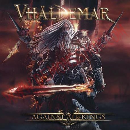 Vinilo LP Vhaldemar - Against All Kings