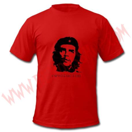 Camiseta MC Che Revolucion