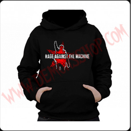 Sudadera Rage Against the Machine OFERTA