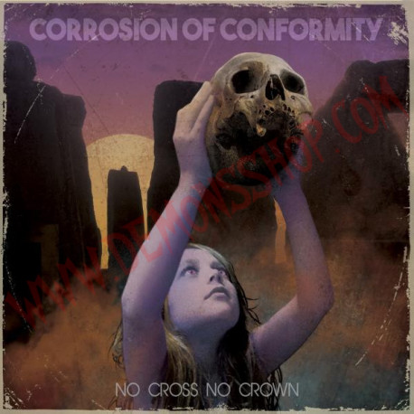 CD Corrosion of Conformity - No Cross No Crown
