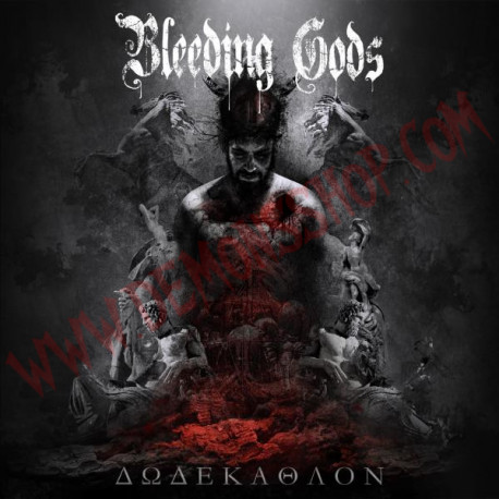 CD Bleedings Gods - Dodekathlon
