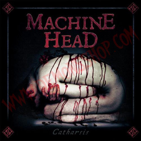 CD Machine Head - Catharsis