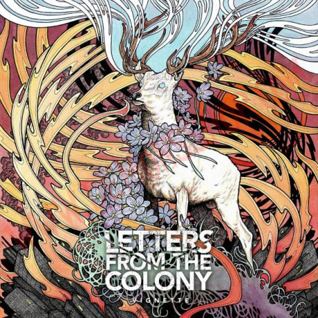 Vinilo LP Letters from the Colony - Vignette