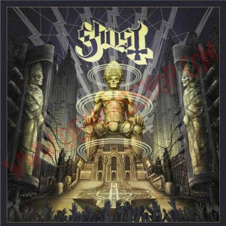 CD Ghost - Ceremony and Devotion