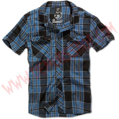 Camisa MC Roadstar 1/2 sleeve Indigo