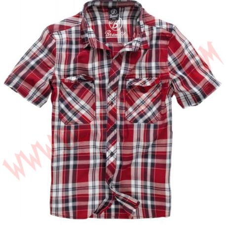Camisa MC Roadstar 1/2 sleeve Red