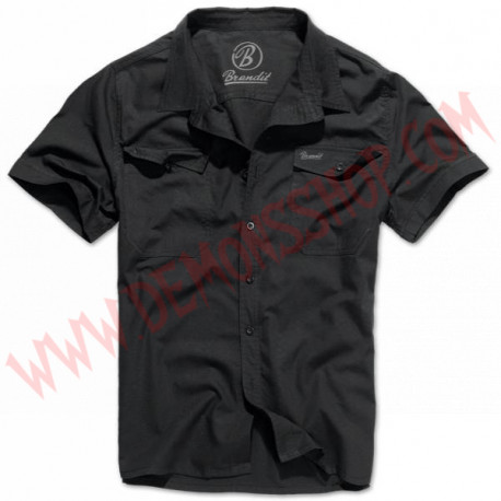 Camisa MC Roadstar 1/2 sleeve Black