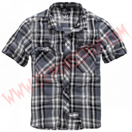 Camisa MC Roadstar 1/2 sleeve Anthracite