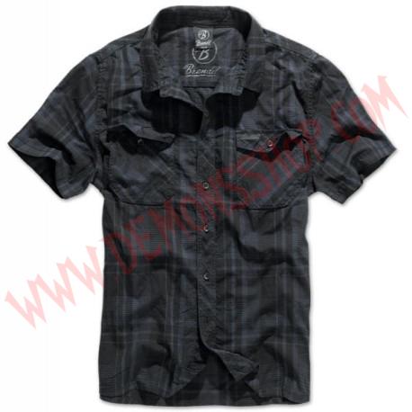 Camisa MC Roadstar 1/2 sleeve Black Blue