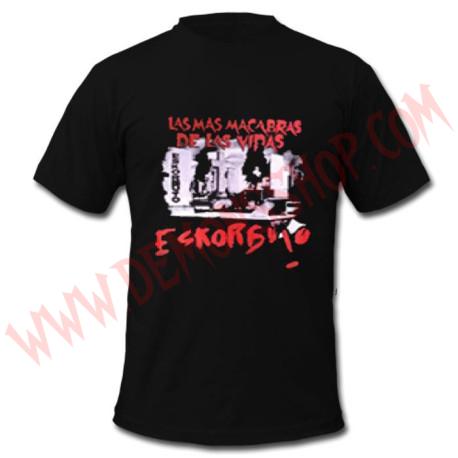 Camiseta MC Eskorbuto