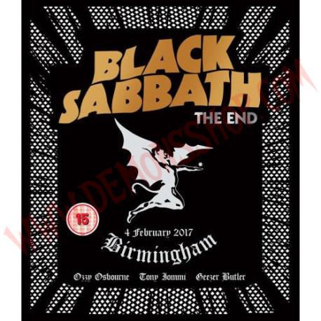 Blu-Ray Black Sabbath - The End