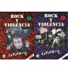 Libro Eskorbuto - Rock y Violencia