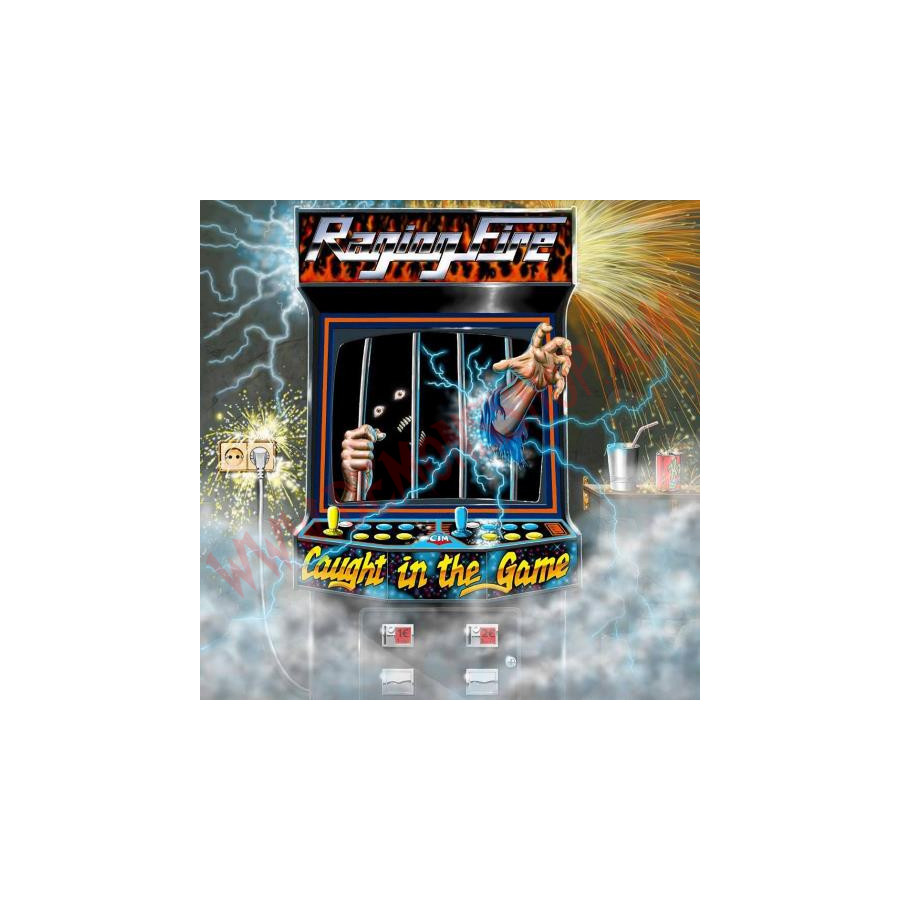 CD Raging Fire – Caught In The Game