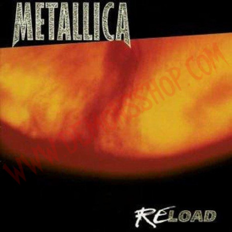 Vinilo LP Metallica ‎– Reload
