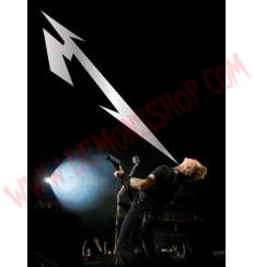 DVD Metallica - Quebec Magnetic