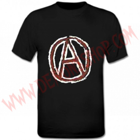 Camiseta MC Anarkia
