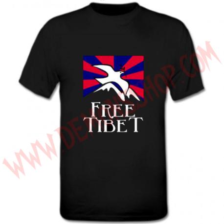 Camiseta MC Free Tibet Paloma OFERTA