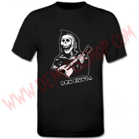 Camiseta MC Don Cikuta Calavera OFERTA