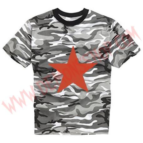 Camiseta MC Estrella Urban OFERTA