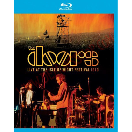 Blu-Ray The Doors - Live At The Isle Of Wight 1970