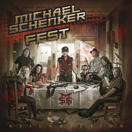 CD Michael Schenker Fest - Resurrection