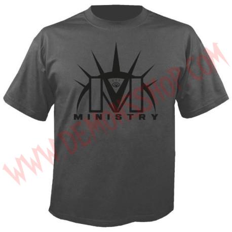 Camiseta MC Ministry