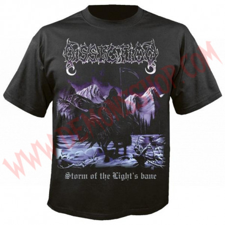 Camiseta MC Dissection