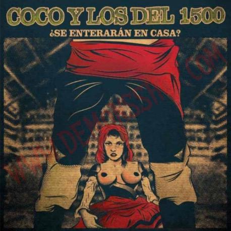 Vinilo LP Coco Y Los Del 1500 - ¿Se Enterarán En Casa?