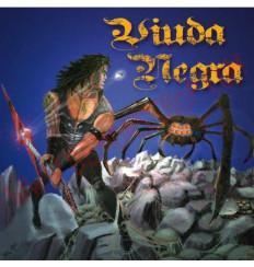 CD Viuda Negra - Colgar Los Hábitos 1984-1986