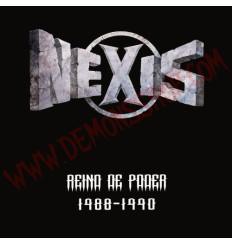 CD Nexis - Reino del poder 1988-1990