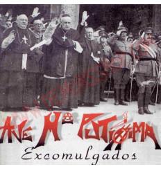 CD Ave Maria Putissima - Excomulgados