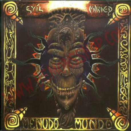 CD Evil Minded - Menudo Mundo