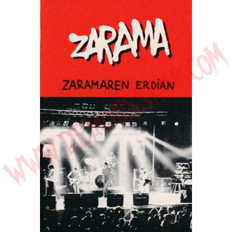 Cassette Zarama – Zaramaren Erdian