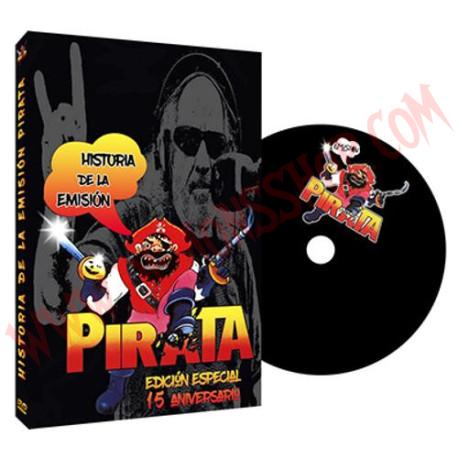 DVD Historia de la emision Pirata
