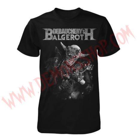 Camiseta MC Debauchery´s Balgeroth