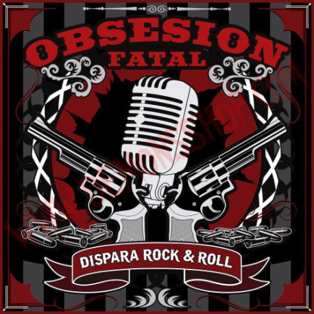 CD Obsesion Fatal - Dispara Rock & Roll