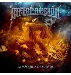 CD Bajopresión - La Máquina De Sueños