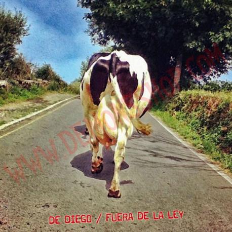 Vinilo LP Fernando De Diego – Fuera de la ley