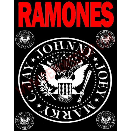 Bandera Ramones