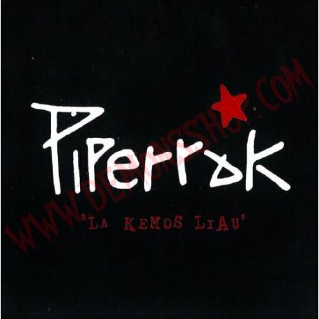 DVD Piperrak - La kemos liau
