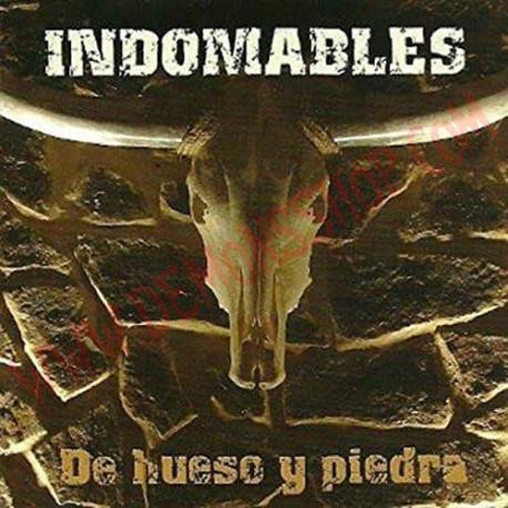 CD Indomables – De hueso y piedra