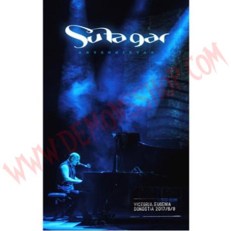 DVD SuTaGar - Antzokietan