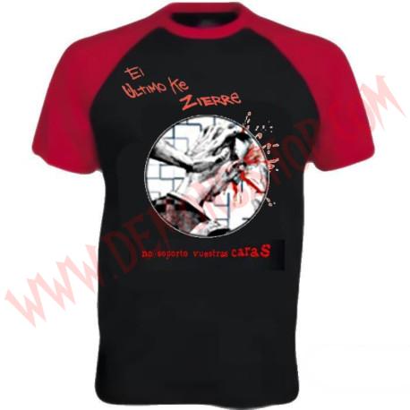 Camiseta MC El Ultimo Ke Zierre (Raglan)