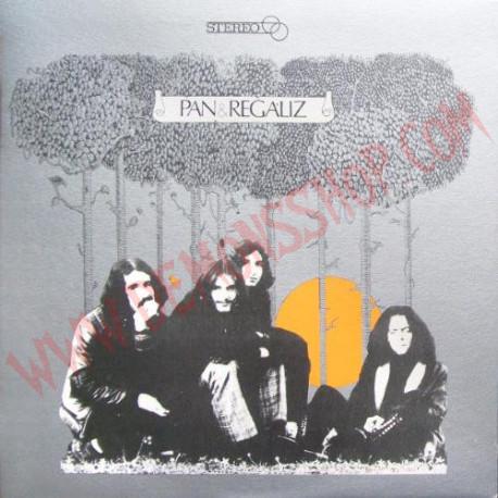 Vinilo LP Pan Y Regaliz - Pan & Regaliz