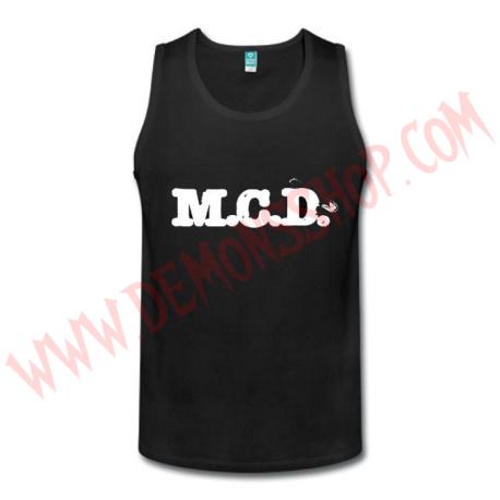Camiseta SM MCD