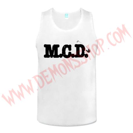 Camiseta SM MCD (Blanca)