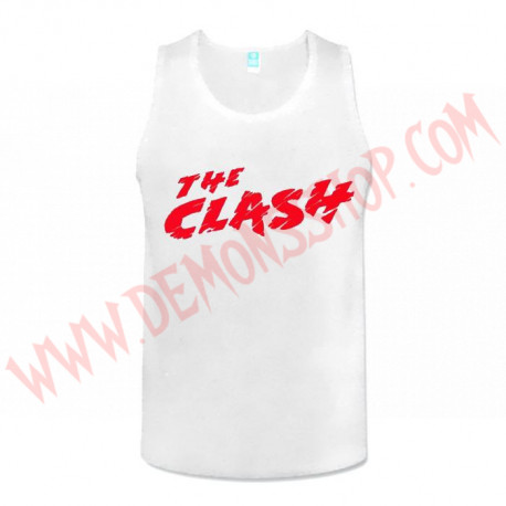 Camiseta SM The Clash (Blanca)